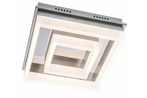 Lennox plafon LED chrom 620611-07
